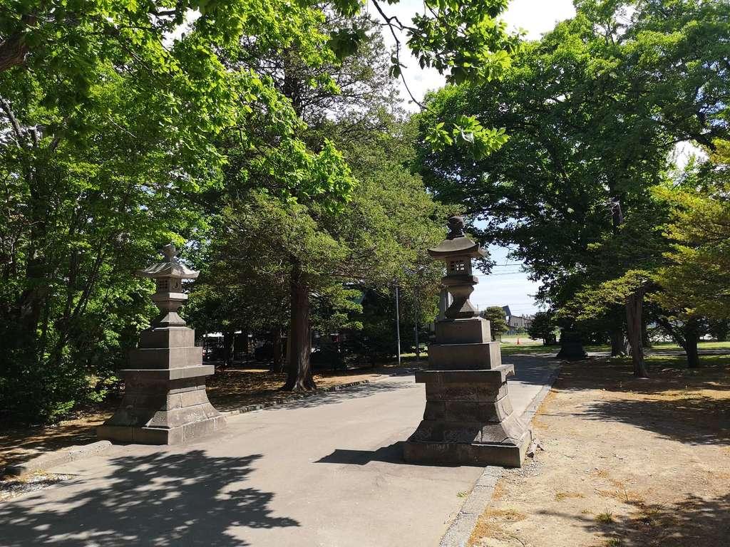 厚別神社の建物その他