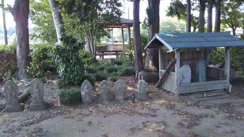満徳寺の仏像