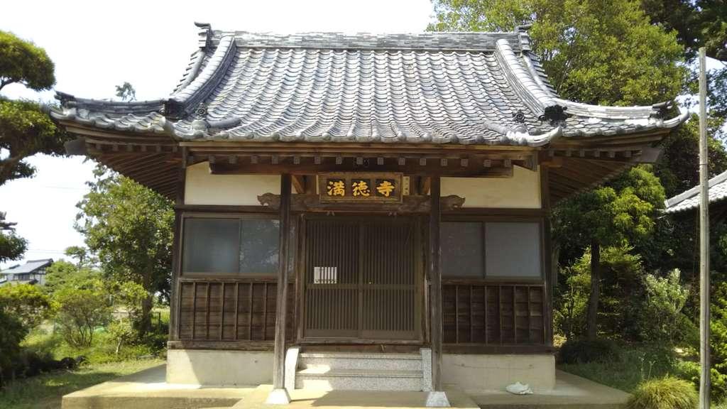 満徳寺の本殿