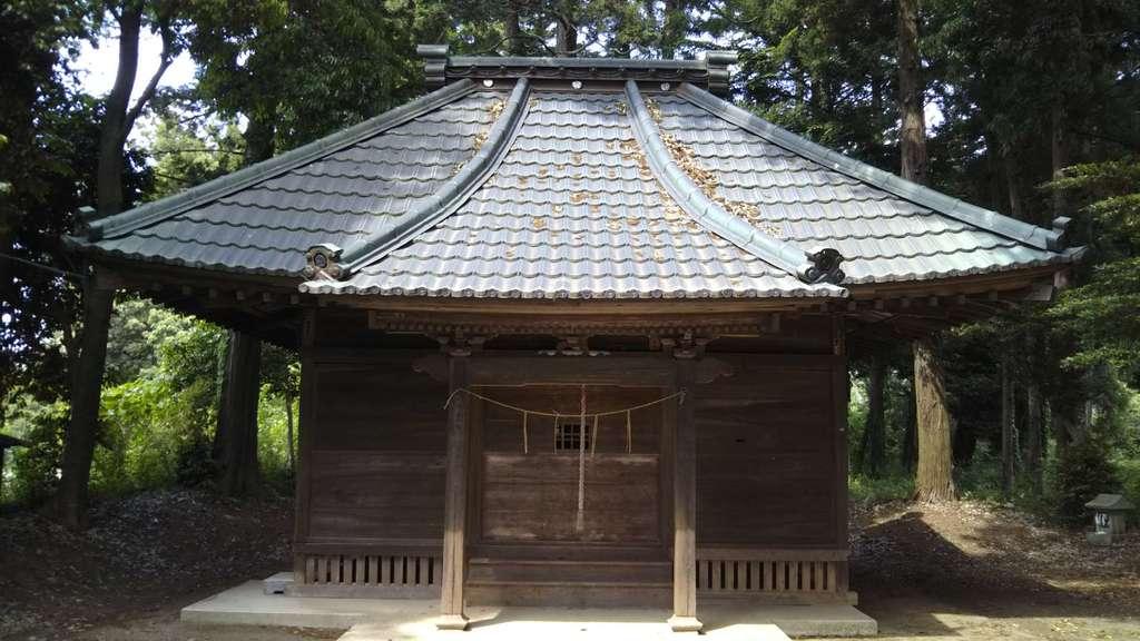 白幡神社のその他