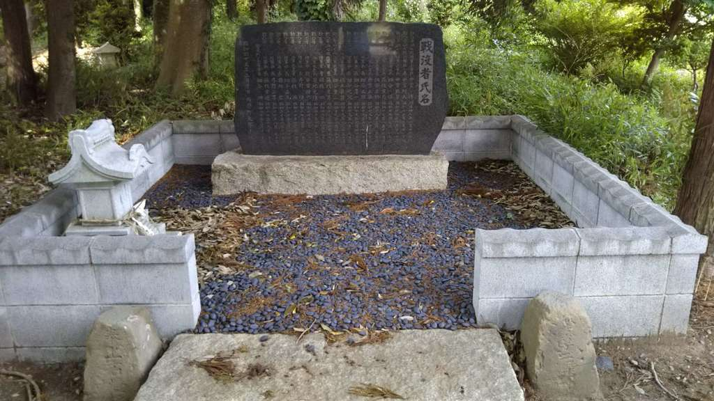 白幡神社の境内・文化財