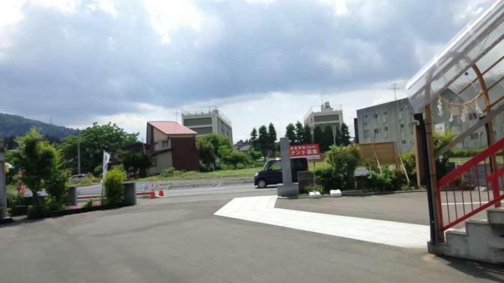 石動神社の建物その他