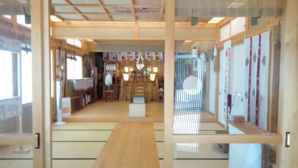 石動神社(新潟県)