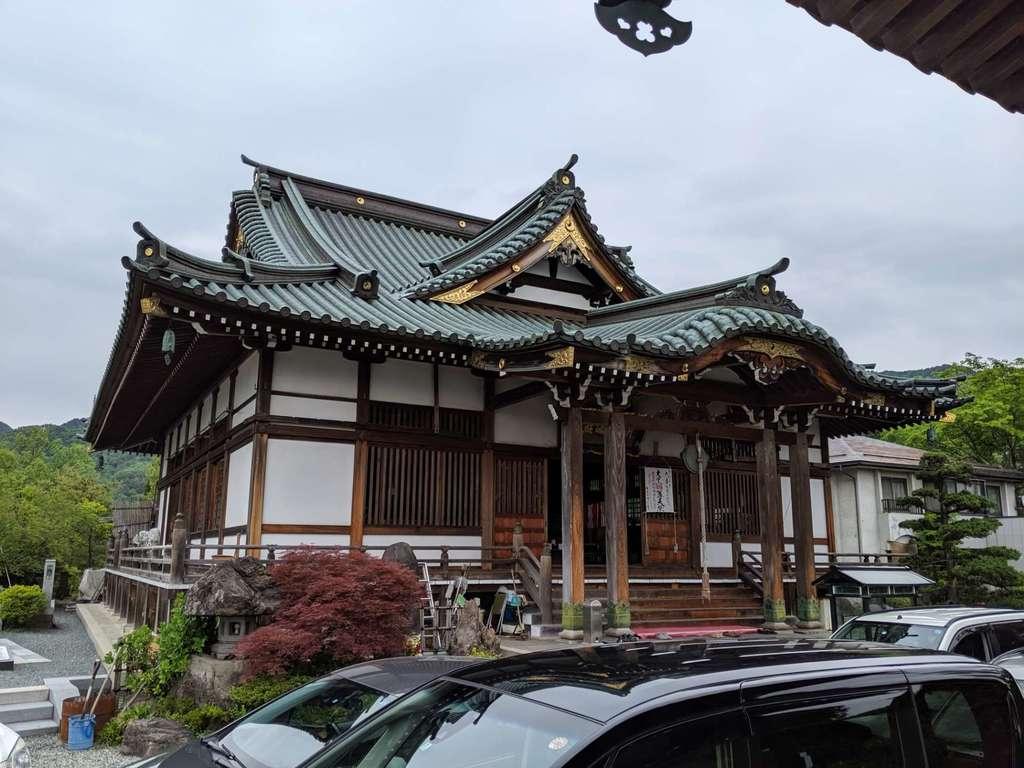 明光寺の本殿