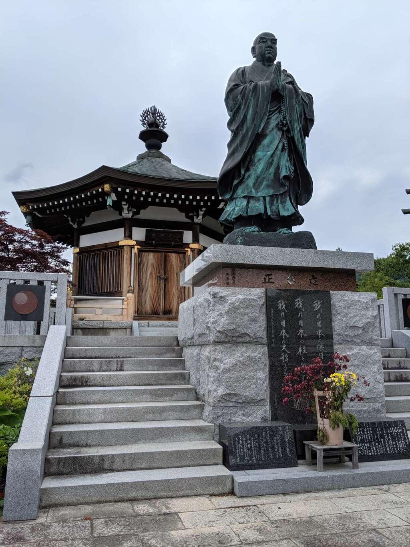 明光寺の仏像