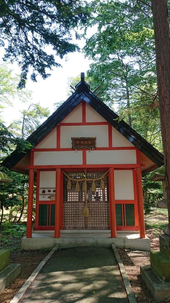 長沼神社の末社