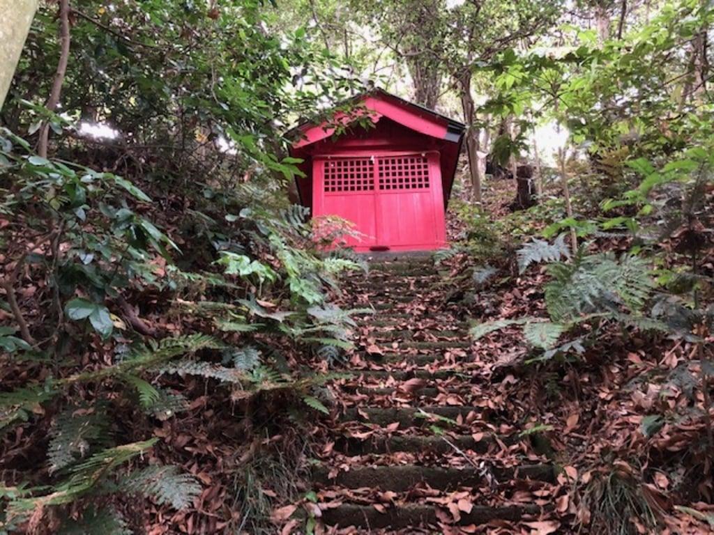 小山稲荷神社の末社