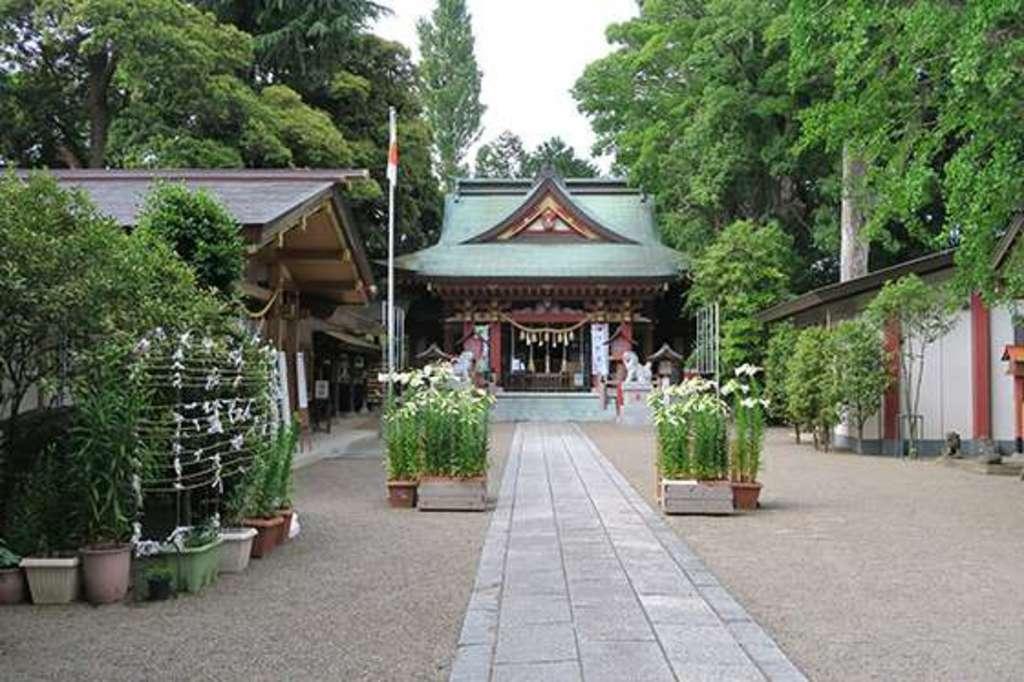 前川神社の建物その他
