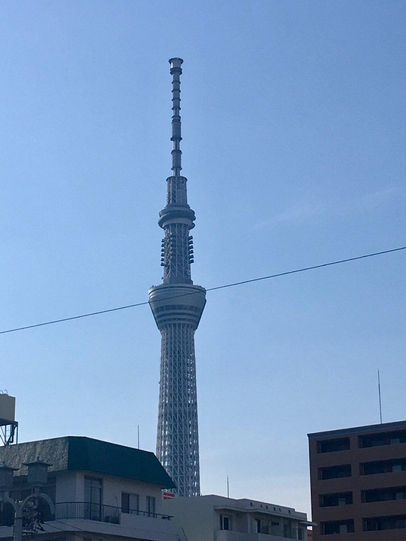 亀戸天神社の景色