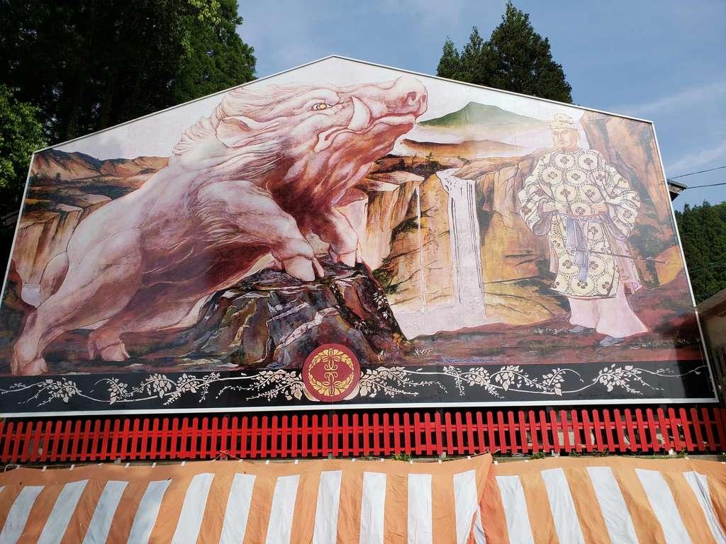 和気神社の絵馬