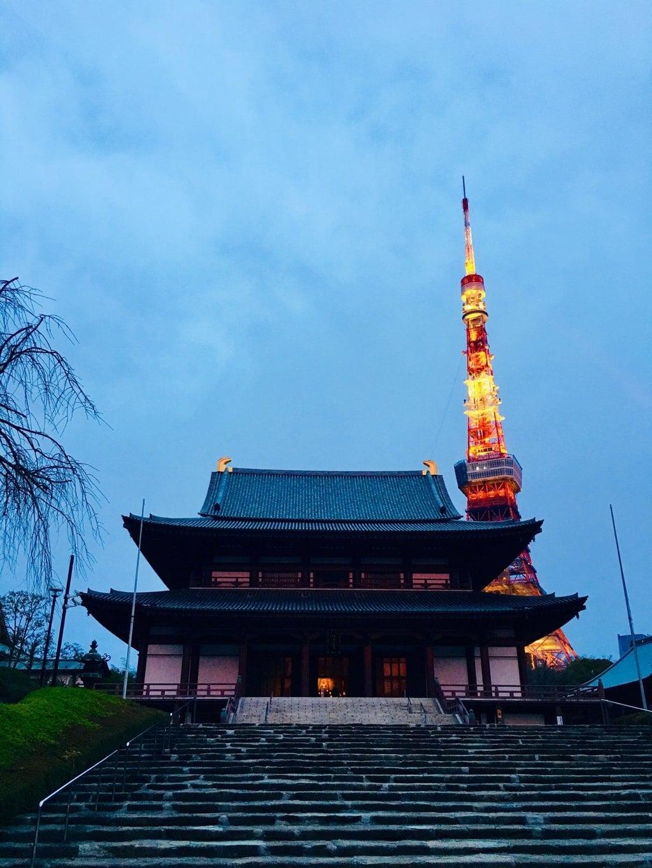 増上寺の本殿