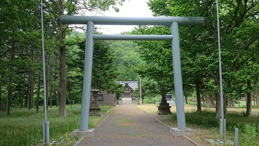 獅子内神社の鳥居