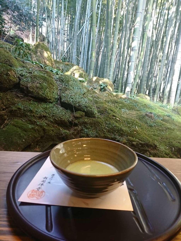 報国寺の食事