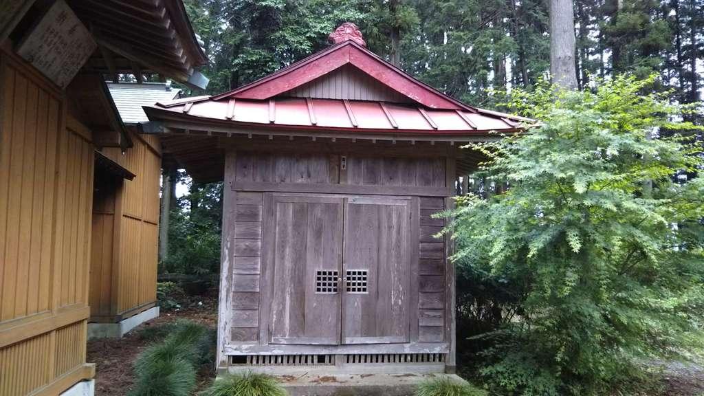 三湯神社(茨城県)