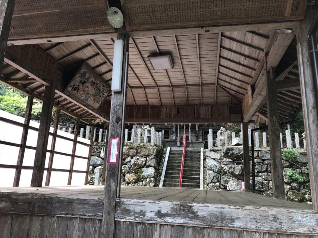 苅田彦神社の本殿