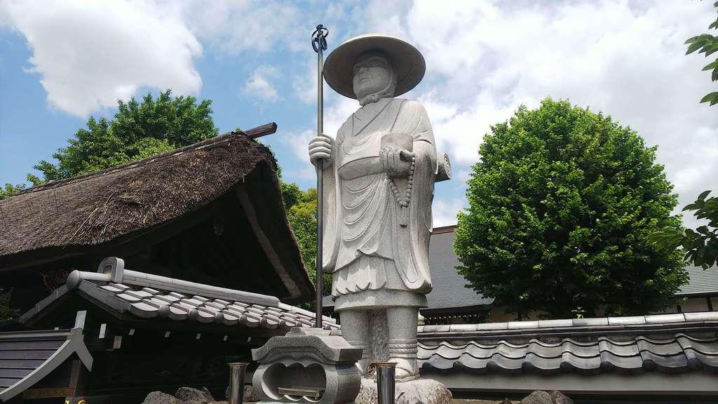 金剛寺の像