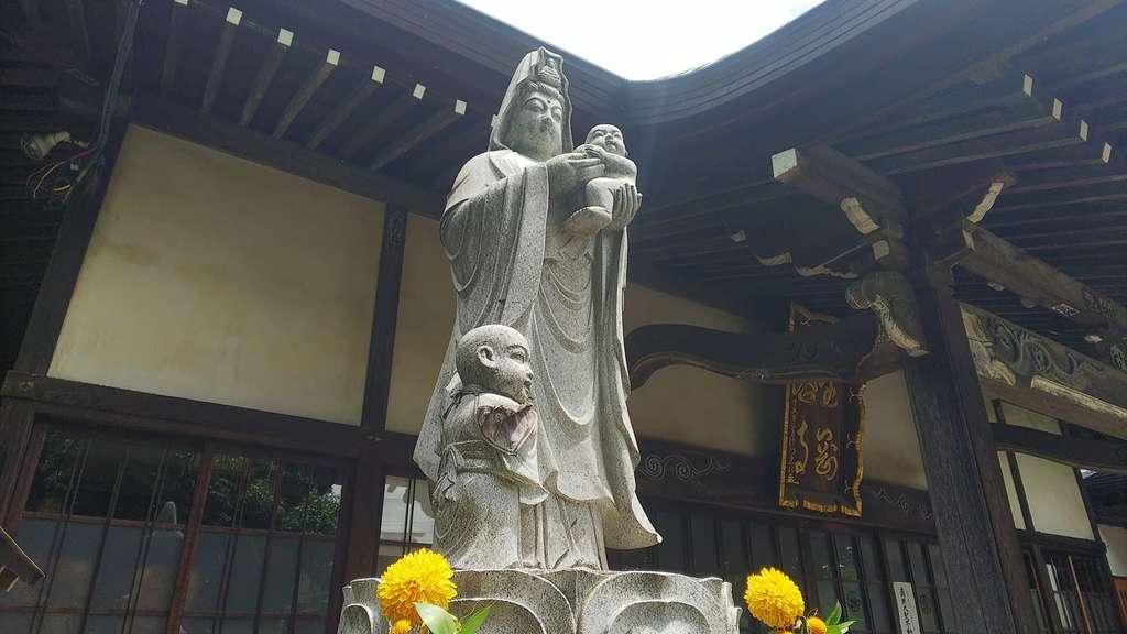 金剛寺の仏像