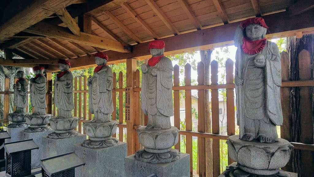 金剛寺の地蔵