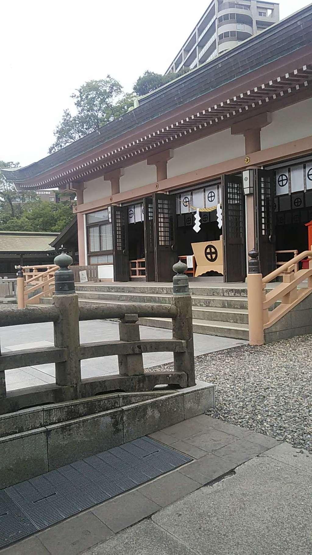 照國神社の建物その他