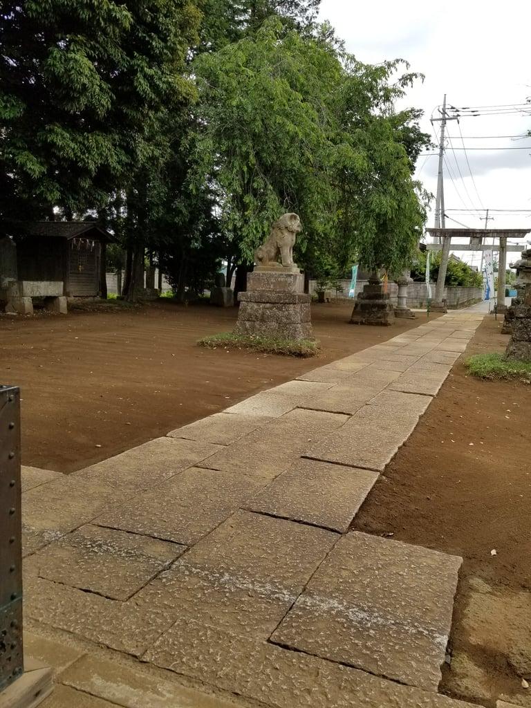 伏木香取神社の建物その他