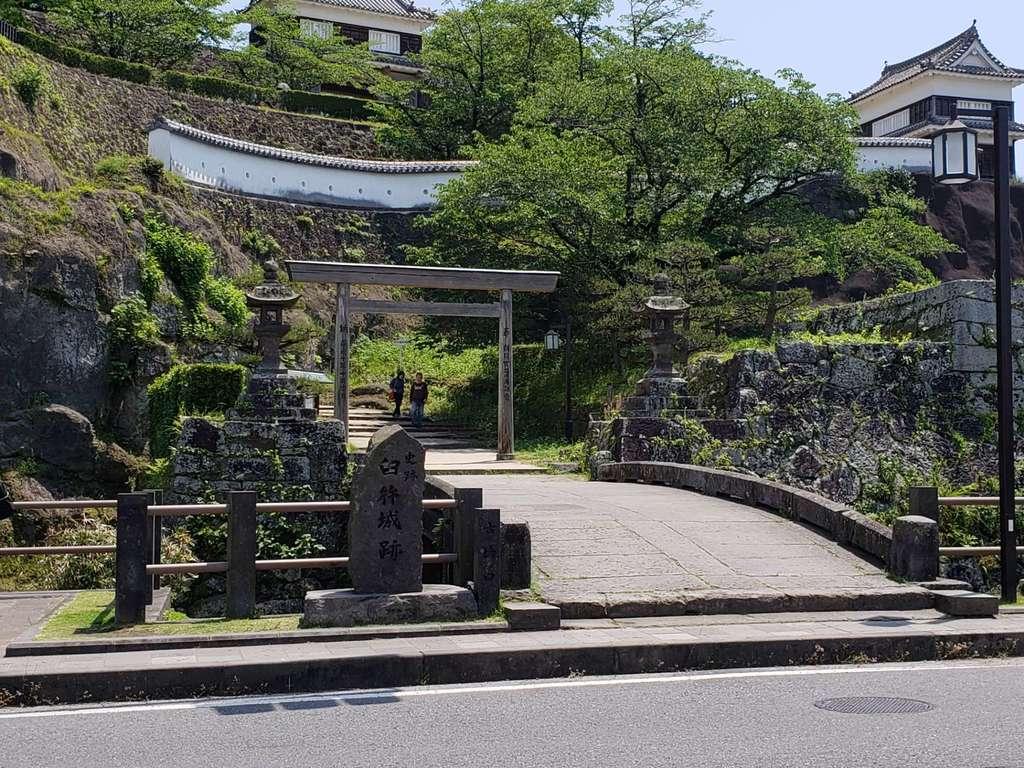 臼杵護国神社(大分県)