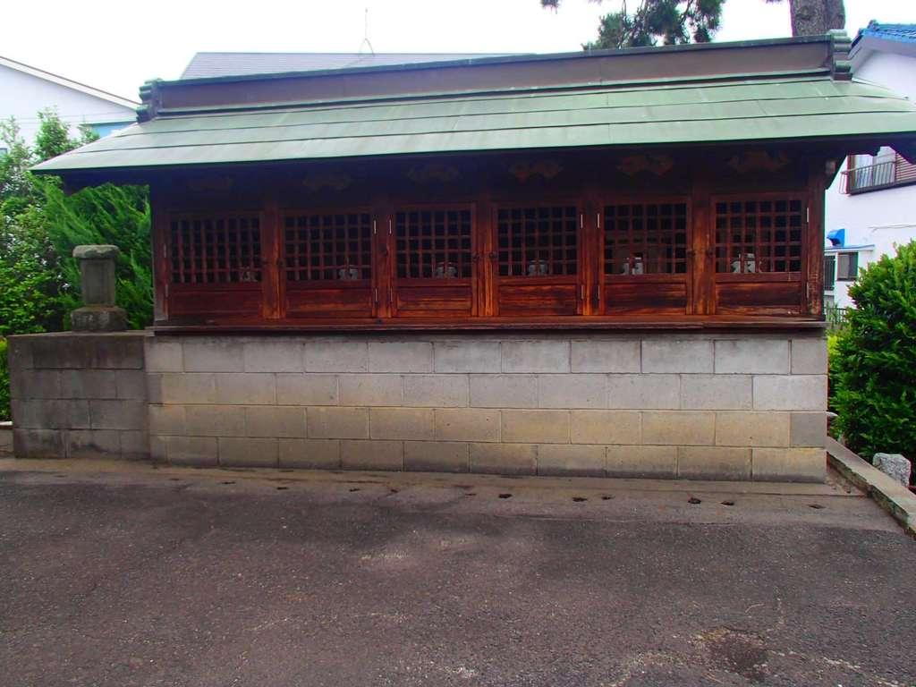高富蕎高神社の末社