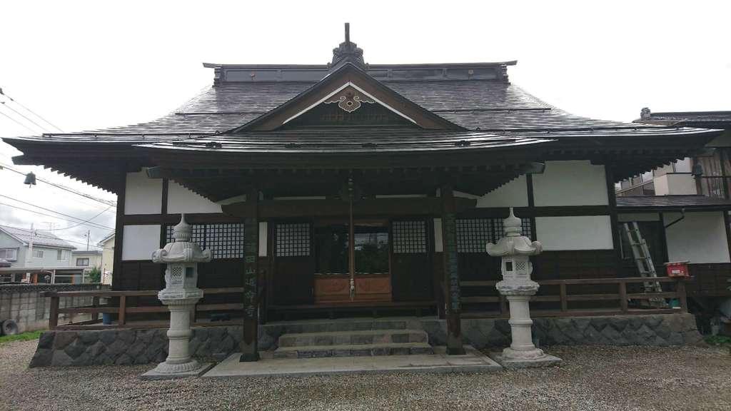 廷命寺(山形県)