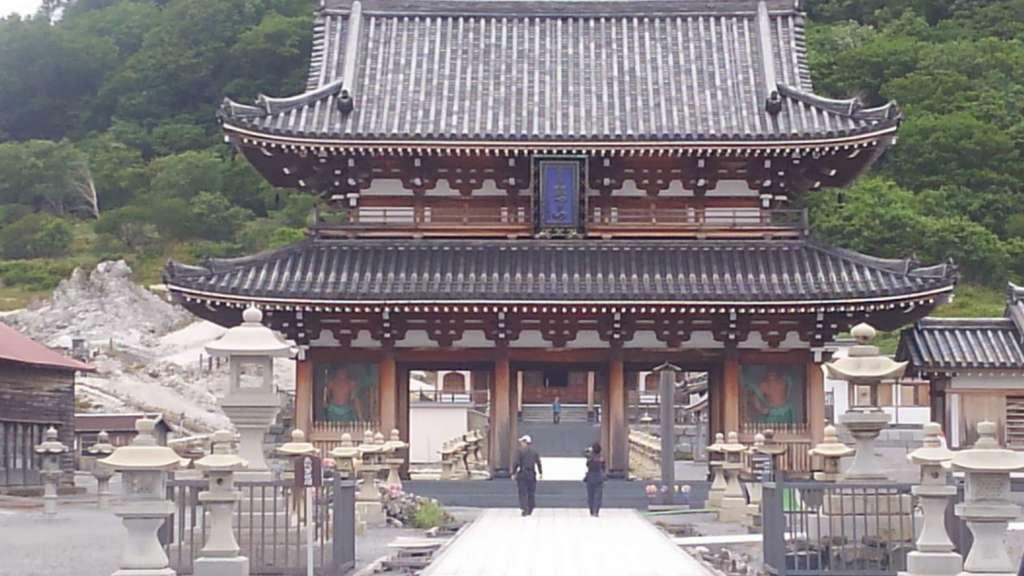菩提寺(恐山)(青森県)