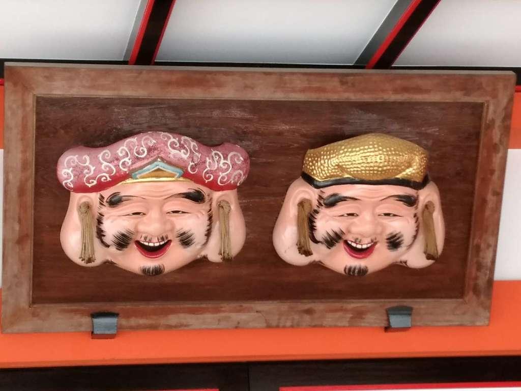 神津神社の建物その他