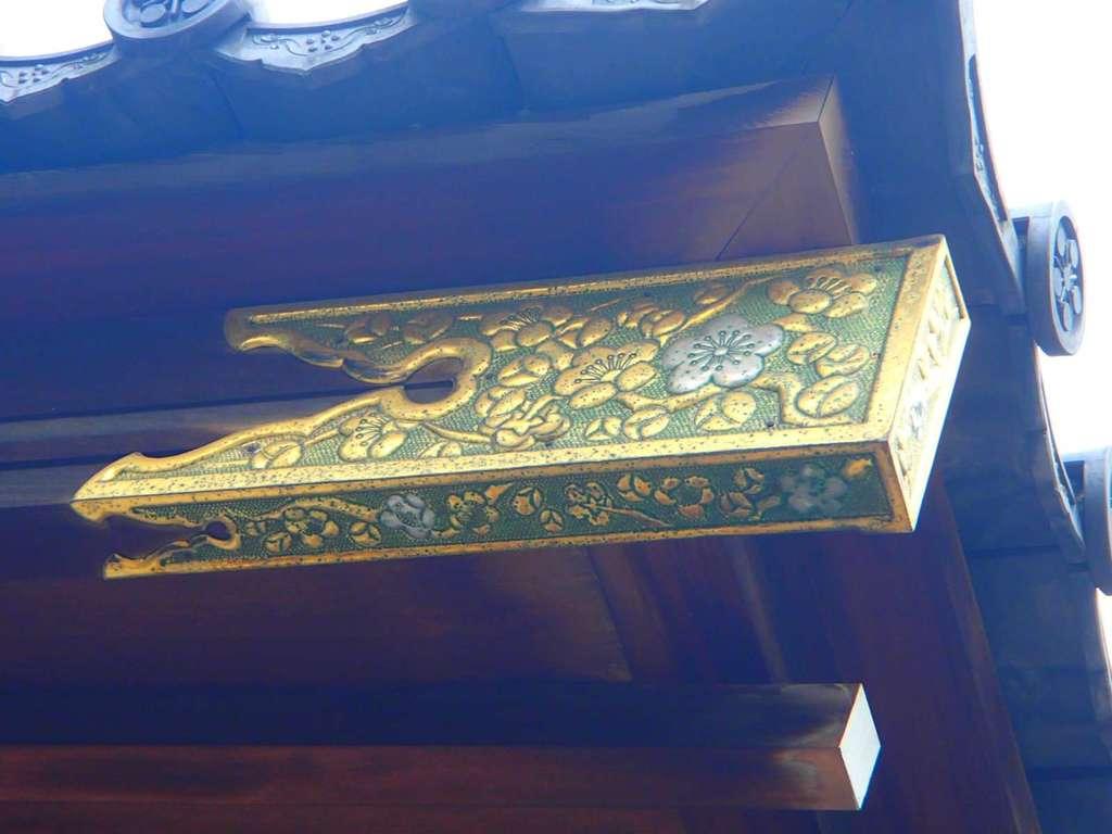 亀戸天神社の芸術
