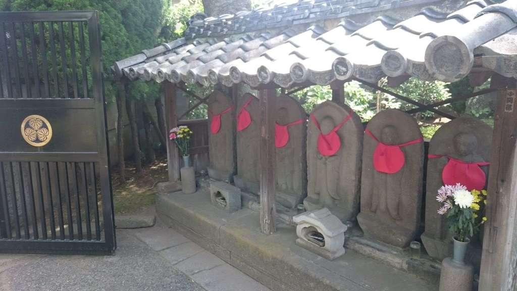 光増寺の地蔵
