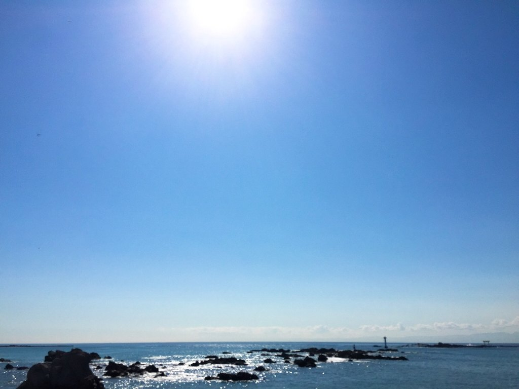 森戸大明神(森戸神社)の景色