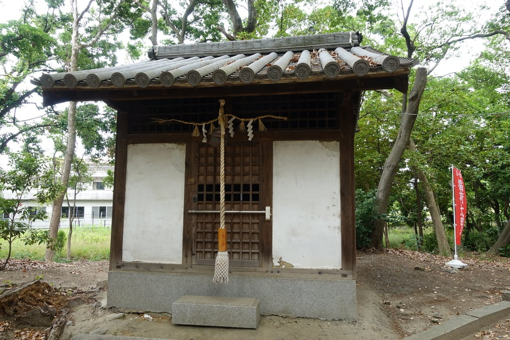 新屋坐天照御魂神社の末社