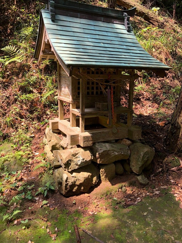 椎村神社の末社