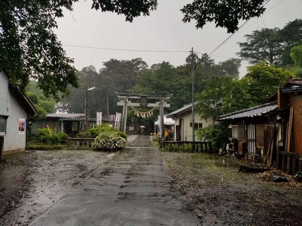 前玉神社の建物その他