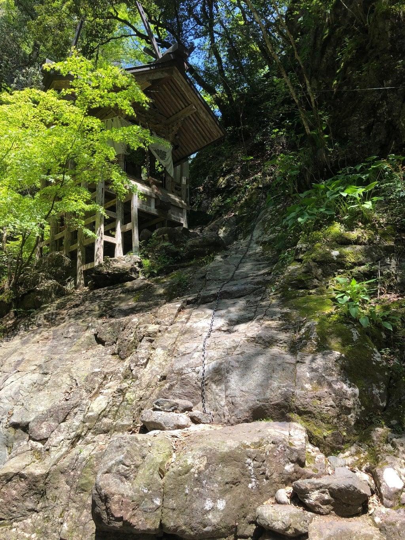 天岩戸神社の本殿
