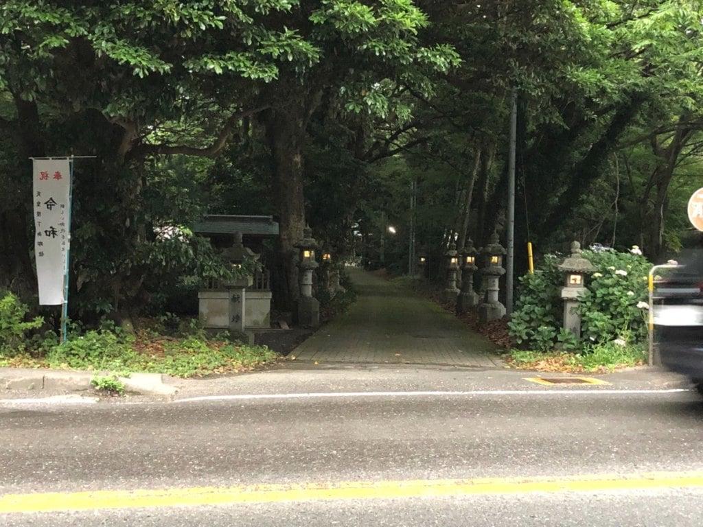 青海神社の建物その他