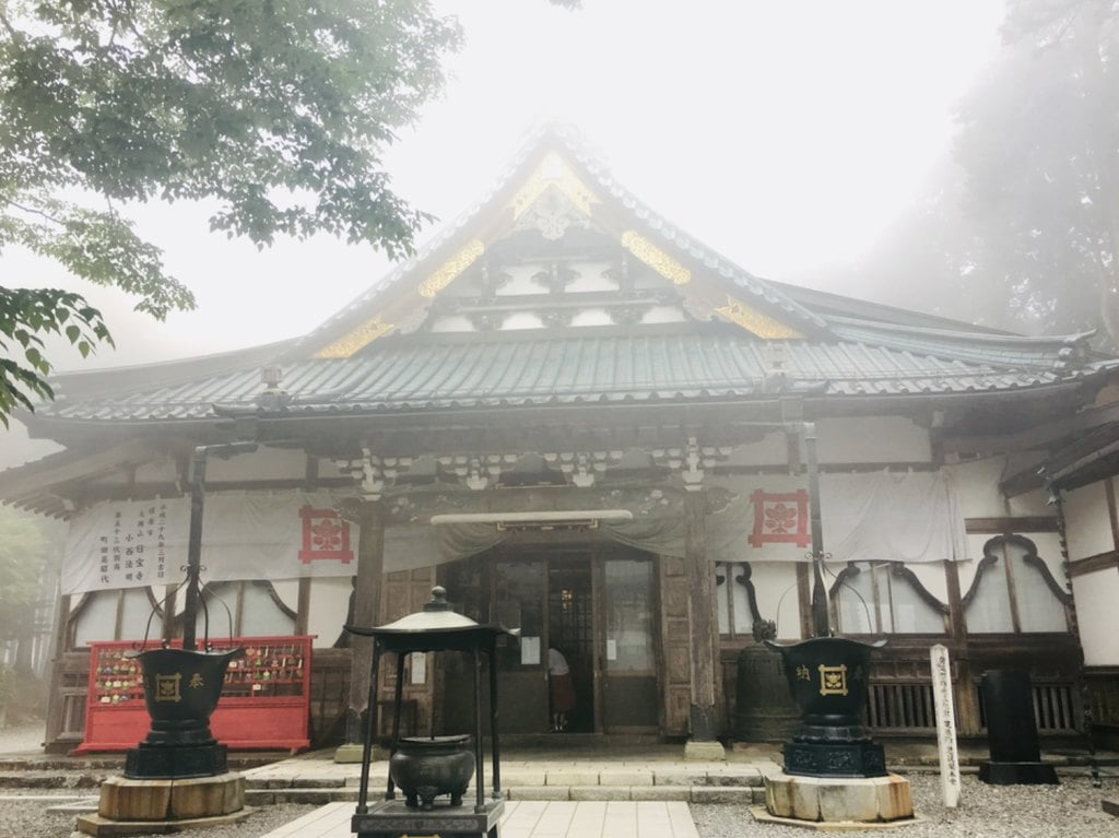 久遠寺(山梨県)