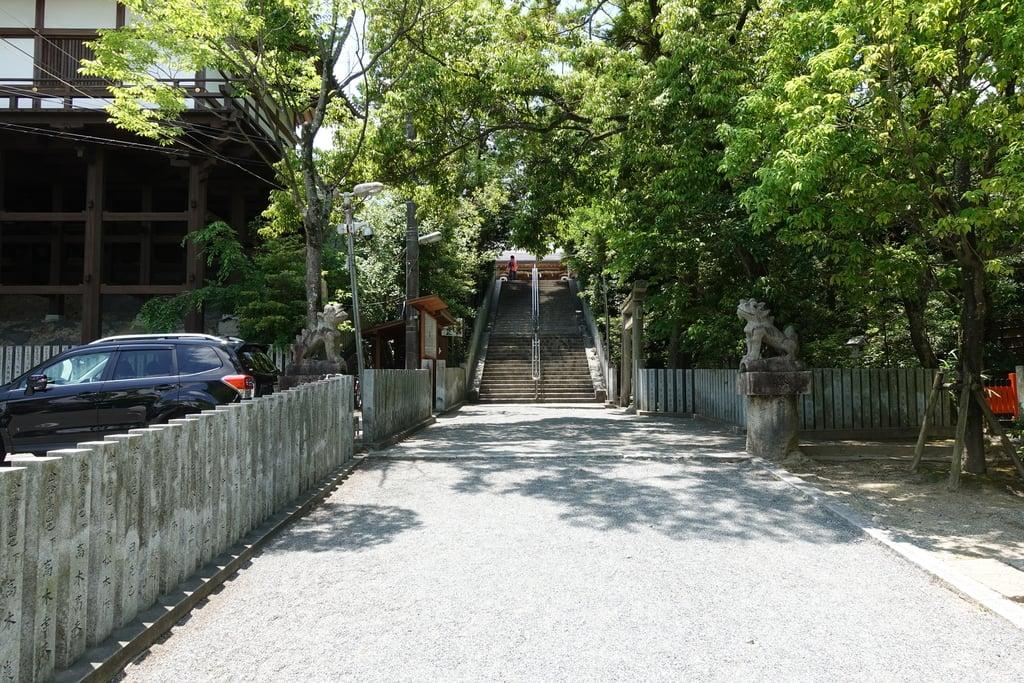 伊射奈岐神社の建物その他