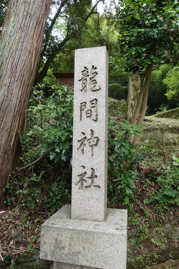 龍間神社の建物その他