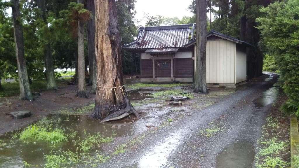 高田神社の建物その他