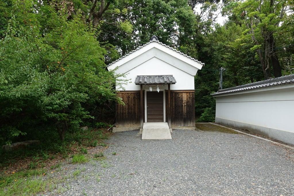 菅原神社の建物その他