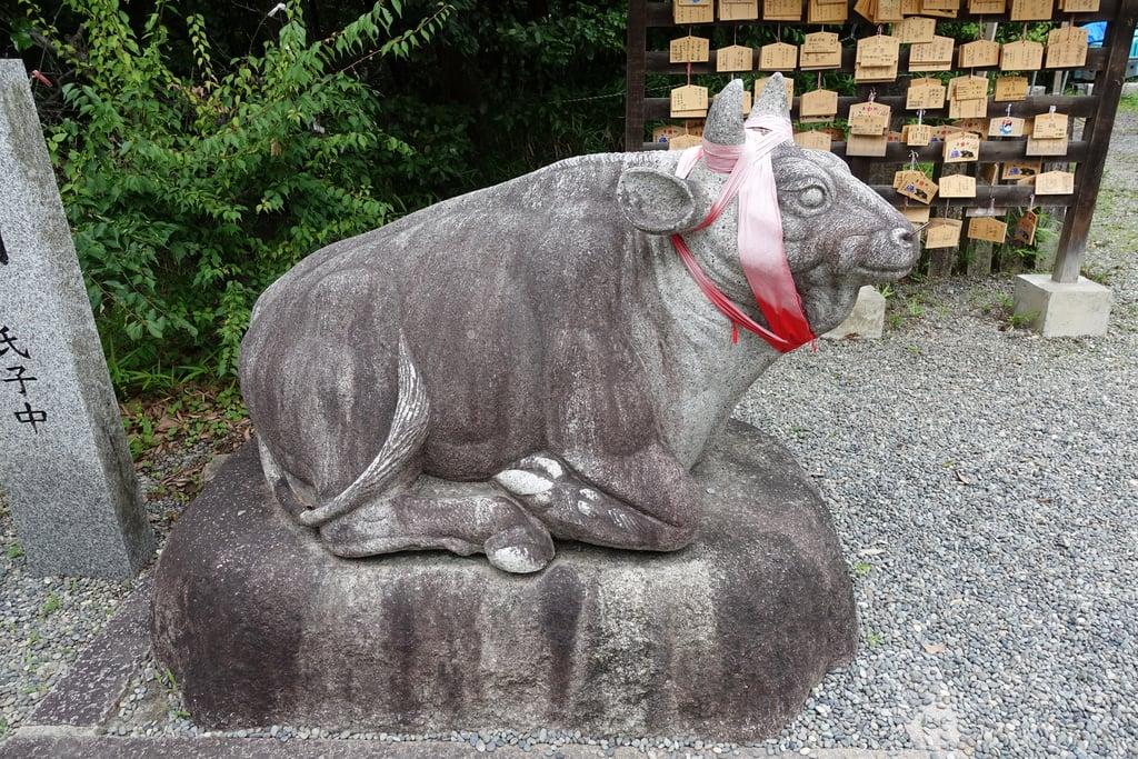 菅原神社の狛犬