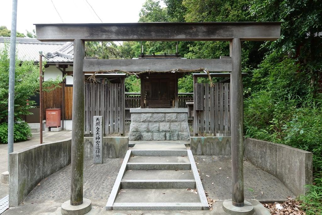 菅原神社の末社