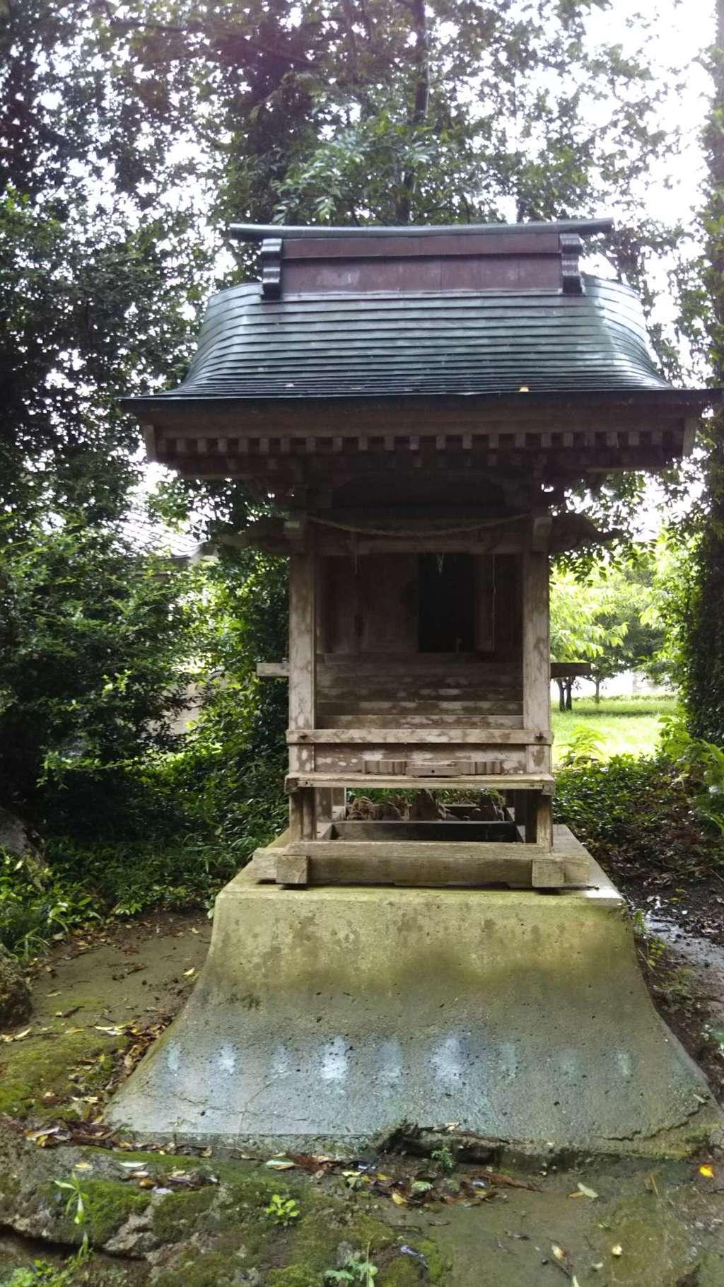 息栖神社の末社