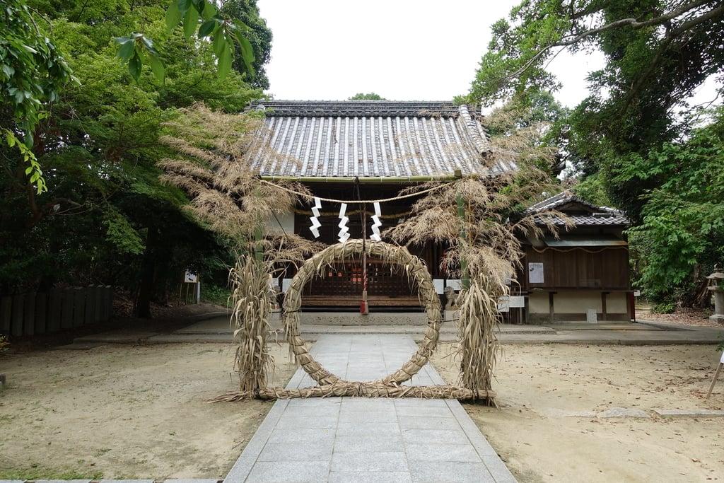 交野天神社の本殿