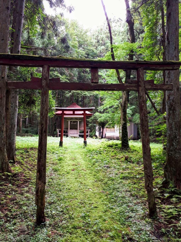 市姫神社の鳥居