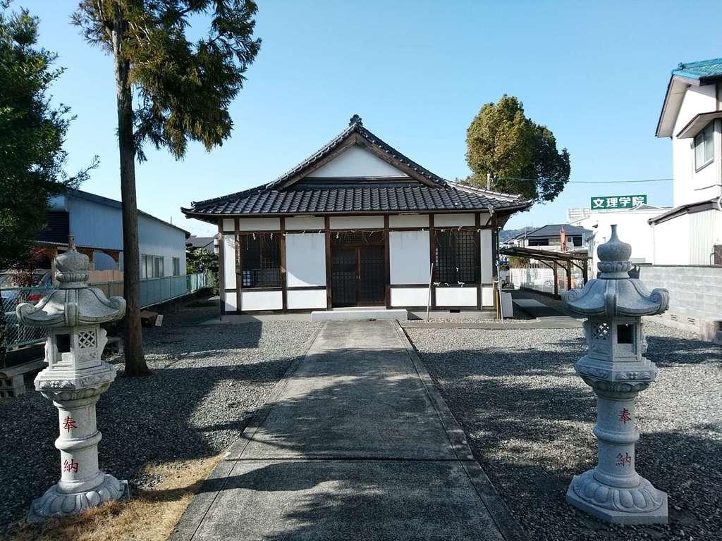 白髭神社の建物その他