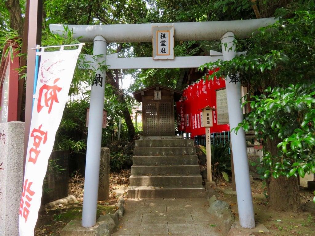 貴船神社の鳥居