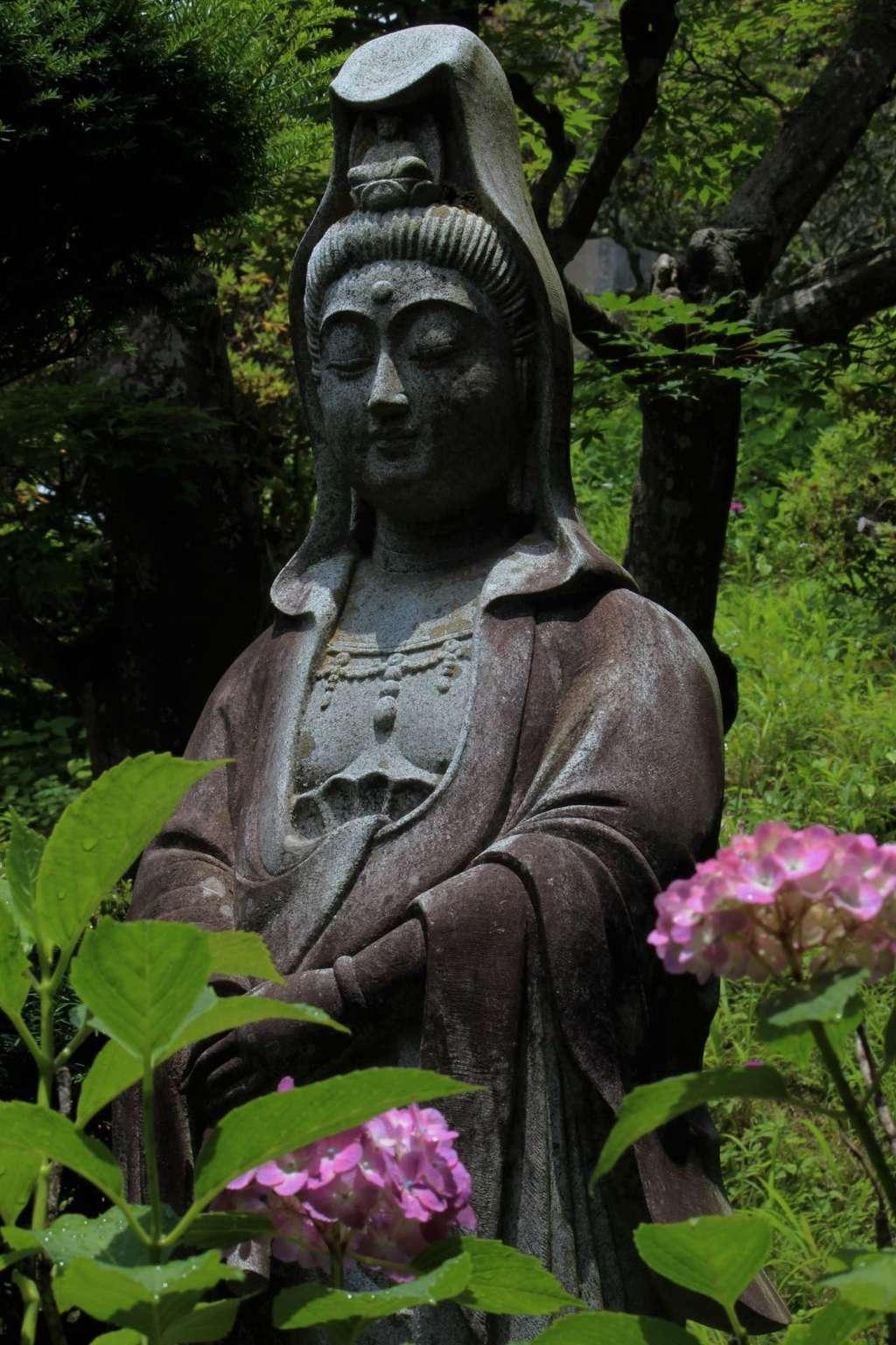 大法寺の仏像